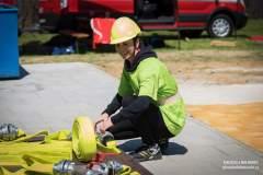Okrsková soutěž v požárním sportu 18.5.2019