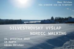 Silvestrovský pochod 31.12.2019