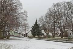 Zima a sníh 2021